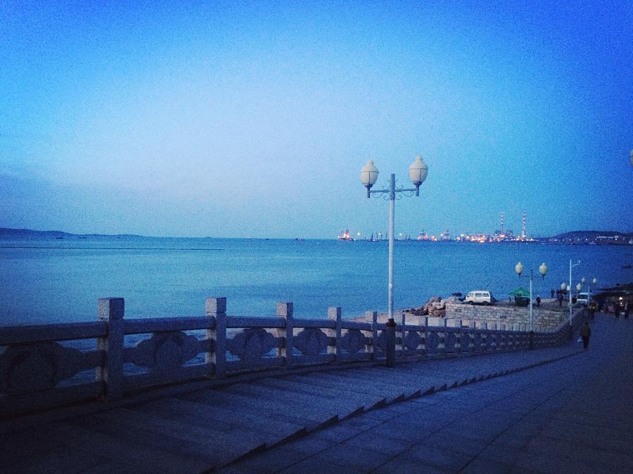 我居住的小城—山东威海|风光|摄影|jiaoxiaotingcan