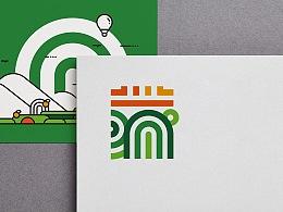 蒲江城市logo