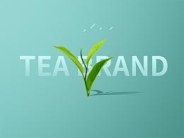 茶品牌设计LOGO设计茶叶标志设计