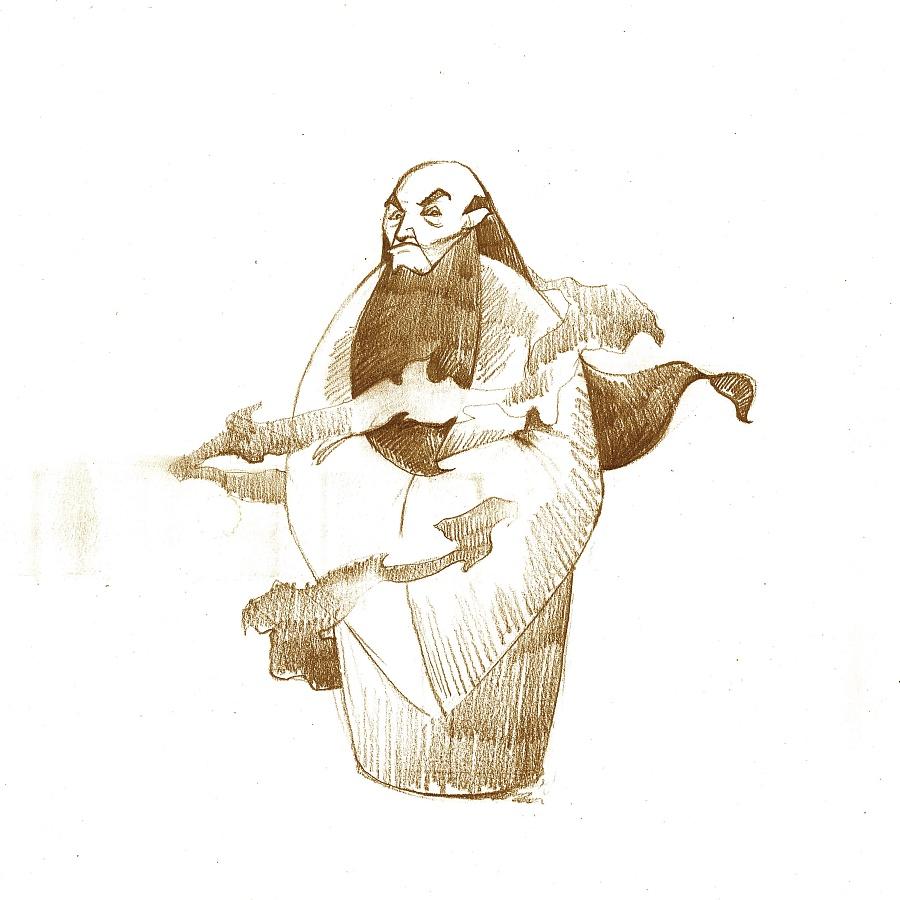 手绘|绘画习作|插画|呦游