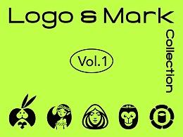 动植物/人物元素 标志与字体设计合集 Vol.01