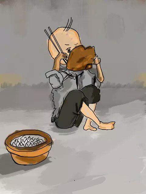三毛流浪记小时候喜欢的漫画终点之一和日搞笑漫画人物动漫的旅途图片
