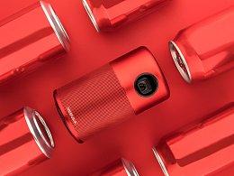 品牌案例丨Nebula可乐罐微型投影仪