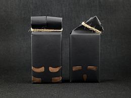 大俑小俑茯茶-文创茶设计