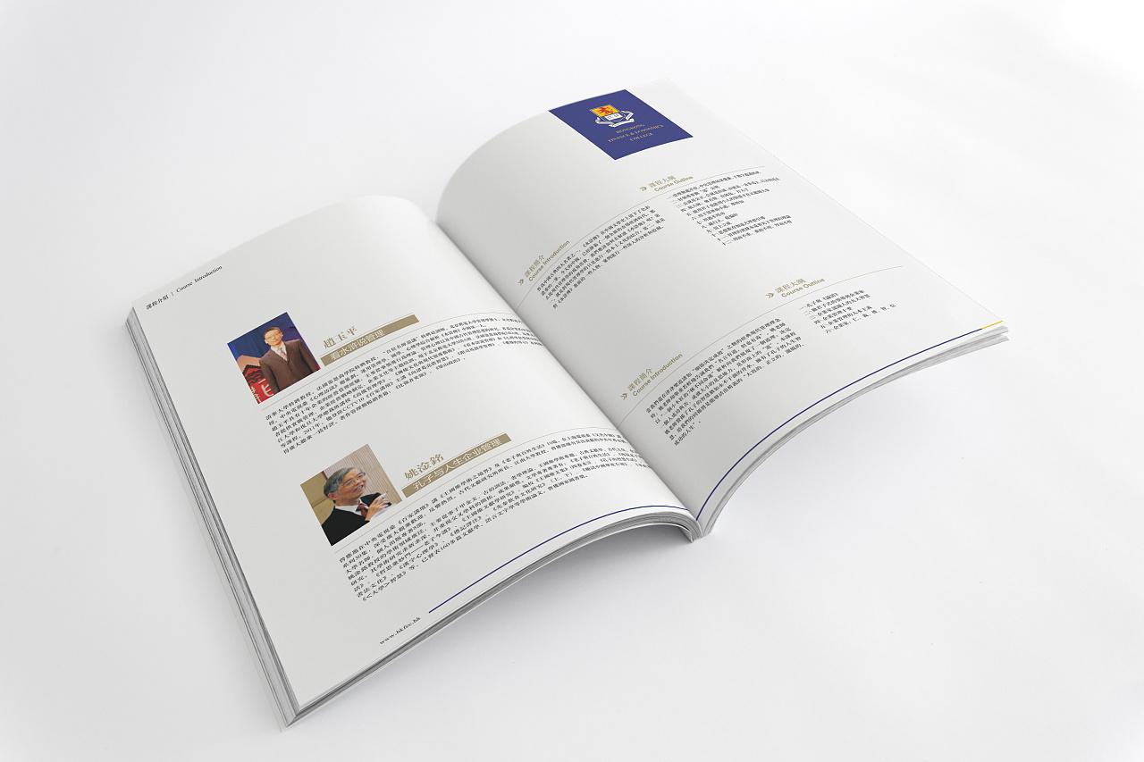 国内v价格的一本极简价格的画册设计奥臣家具澳珀品牌风格图片