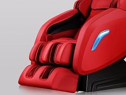 产品修图-生命动力按摩椅