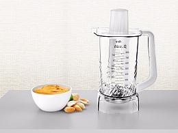 酱料研磨专用料理杯(适配于料理机)