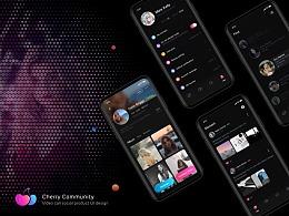 「樱桃社区」App
