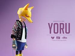 YORU - vinyl series