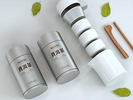 普洱茶包装设计茶叶包装设计礼盒包装