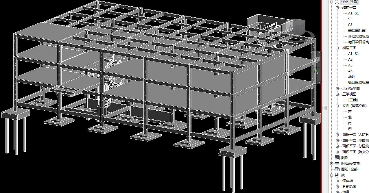 revit结构 |空间|建筑设计|zrc15034463978 - 原创