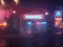 夜市街道·宇航员