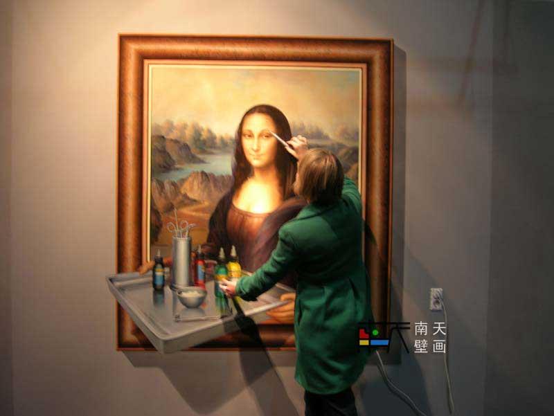 手绘油画,欧式油画