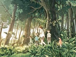 儿童小说封面