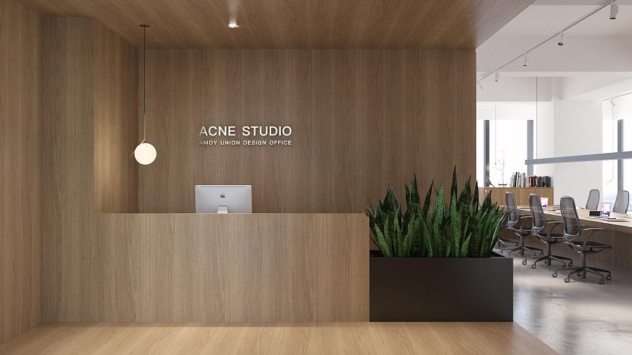 上海湾商务运营中心办公室/Simpleofficepro杏林培训学校装修设计图片