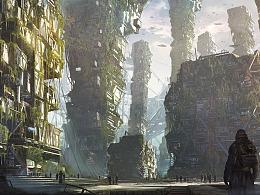 《末日尘埃-机械城外》