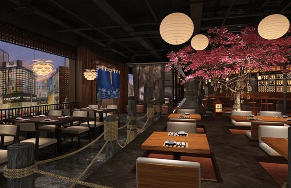 寿司店,中餐厅,快餐厅,咖啡厅,面馆,火锅店,串串店,酒店等设计装修的图片