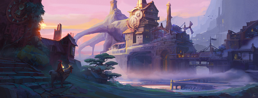 查看《山城集》原图,原图尺寸:2351x900