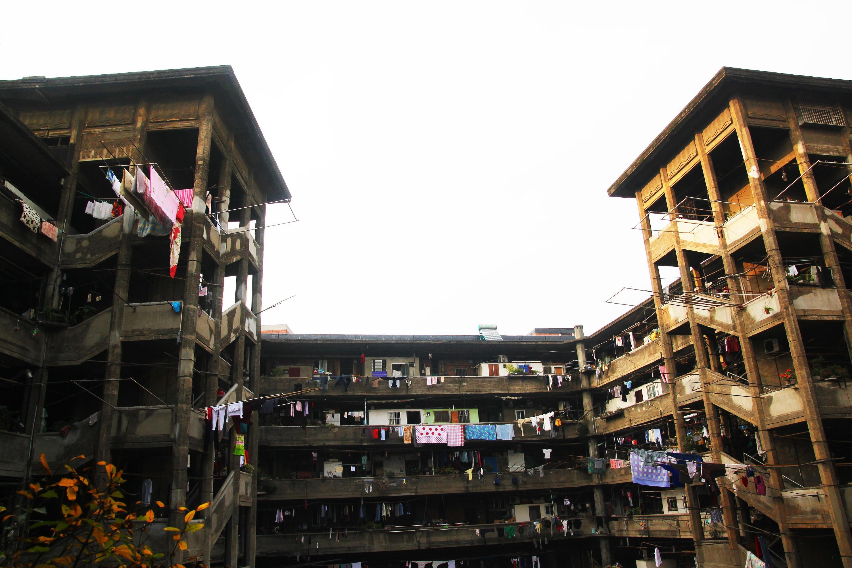 隆昌公寓|摄影|环境/建筑|kiklo - 原创作品 - 站酷