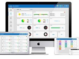 云服务平台网页设计