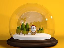 圣诞节页面
