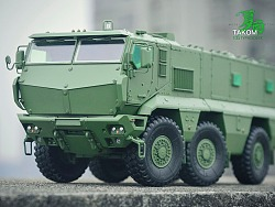 三花(2082)-1/35俄罗斯 台风-K 轮式装甲运兵车