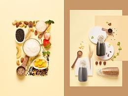 谷物饮料 |「能填饱肚子」的奶茶