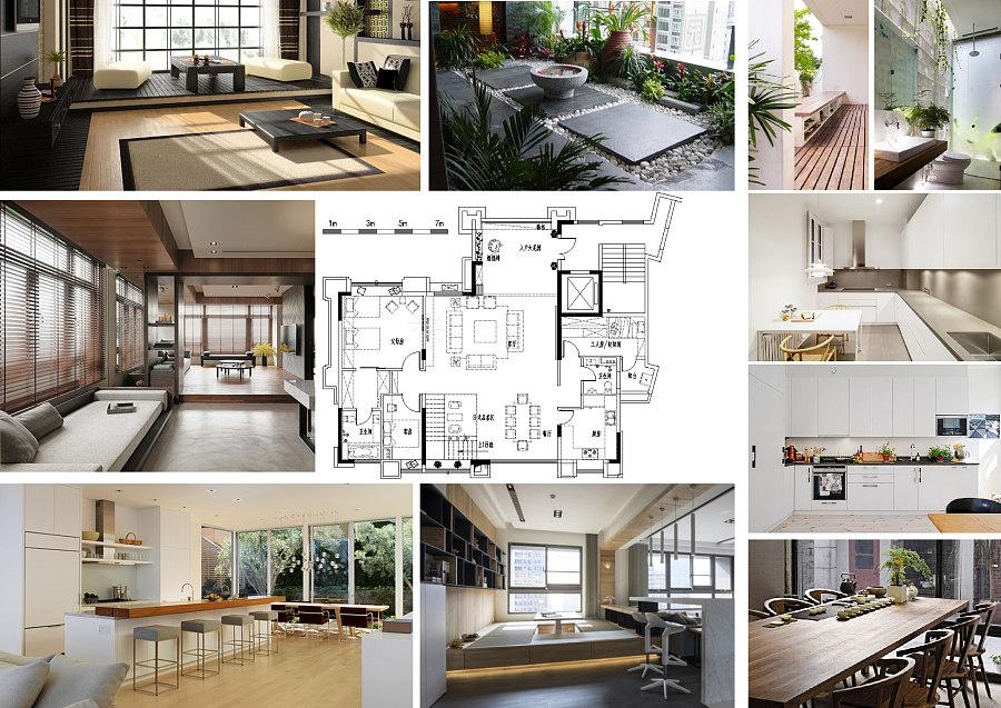 屋顶别墅|室内设计|空间/建筑|lexizhu - 原创设计