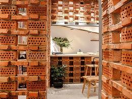 """如同""""山谷""""的一般植物书店"""