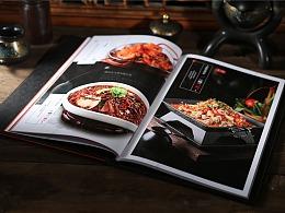 成都酒楼餐牌菜牌展示|酒店菜谱定制设计|点菜本印刷