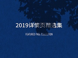 2019详情页精选集