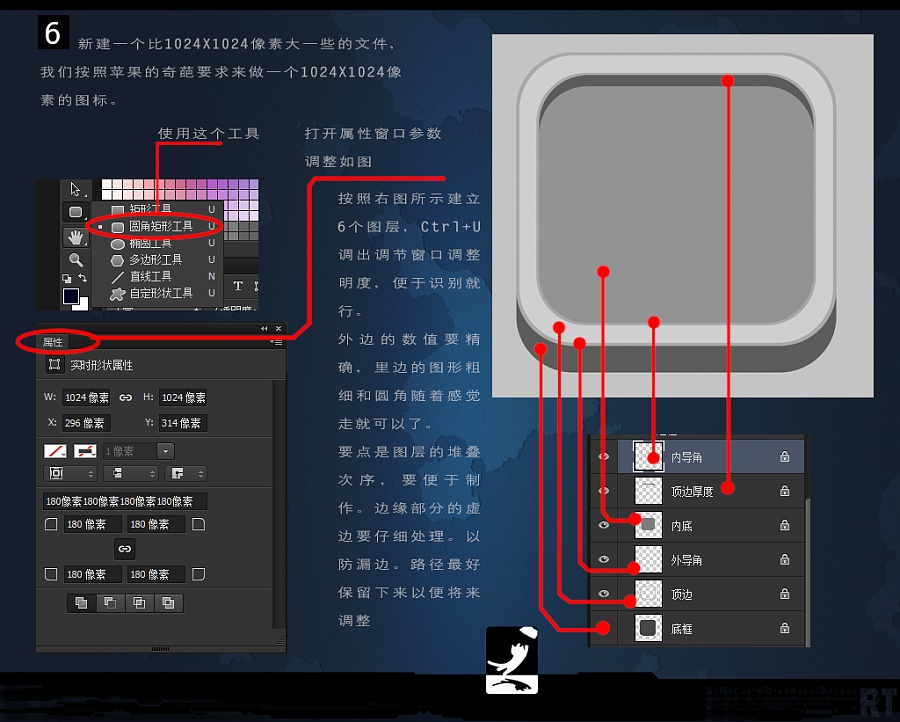 雷神之锤前途 教程 UI 快捷键-原创设计作品-零图标uiv前途有基础吗图片