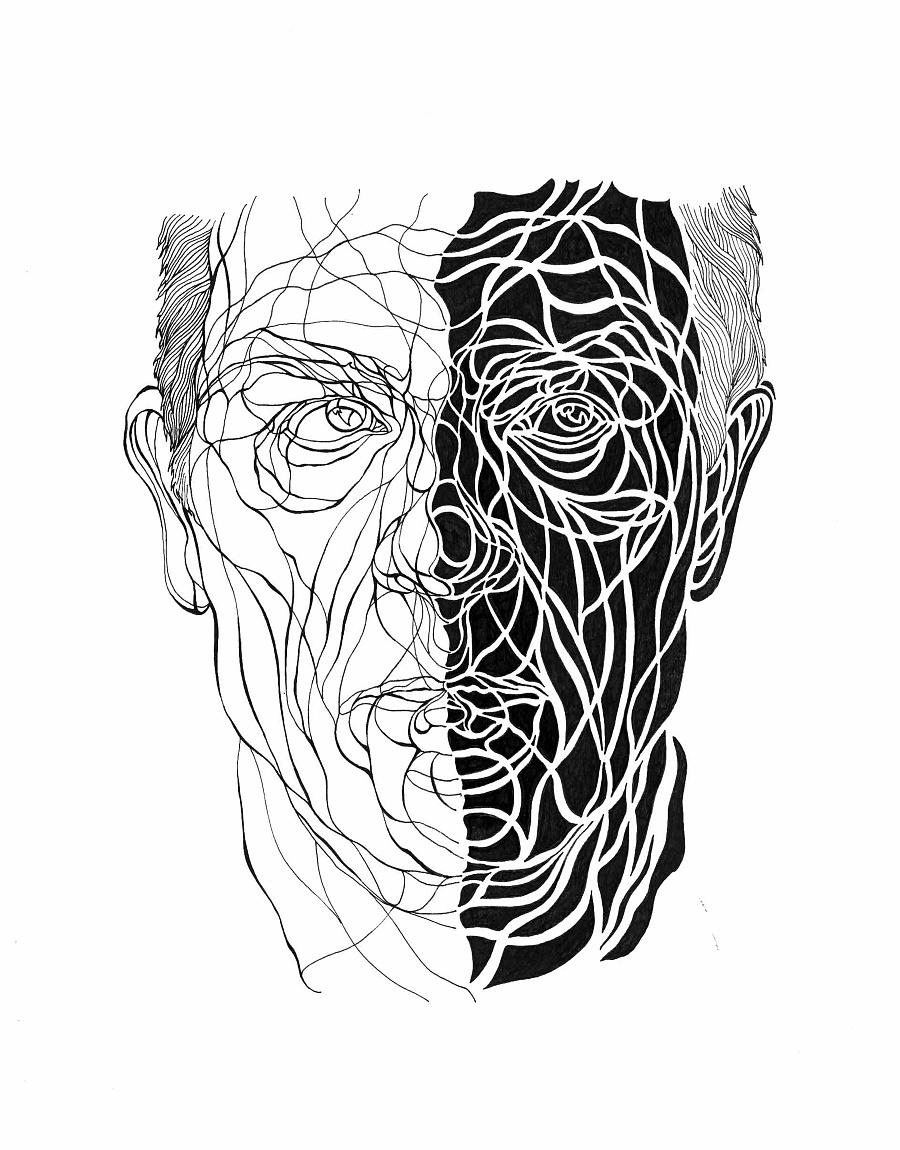原创作品:手绘插图设计