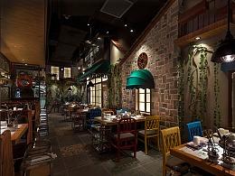 """鲜到不得了的海鲜餐厅设计""""近海蒸鲜""""从海里飞来深圳"""
