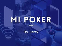 小米扑克-插画设计2