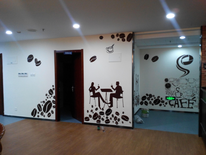 青岛绘美时尚装饰工程有限公司墙绘案例分享7