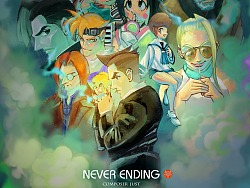 Never Ending-亚马逊Comixology版