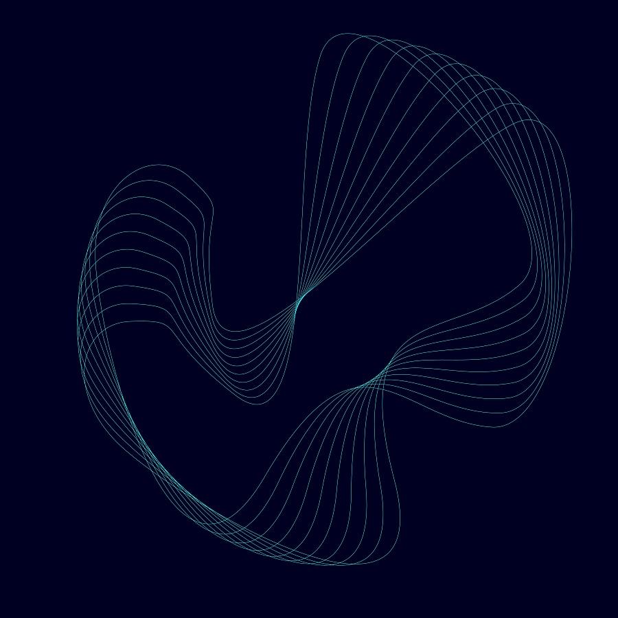 线条 图案 平面 slling - 原创设计作品 - 站酷图片