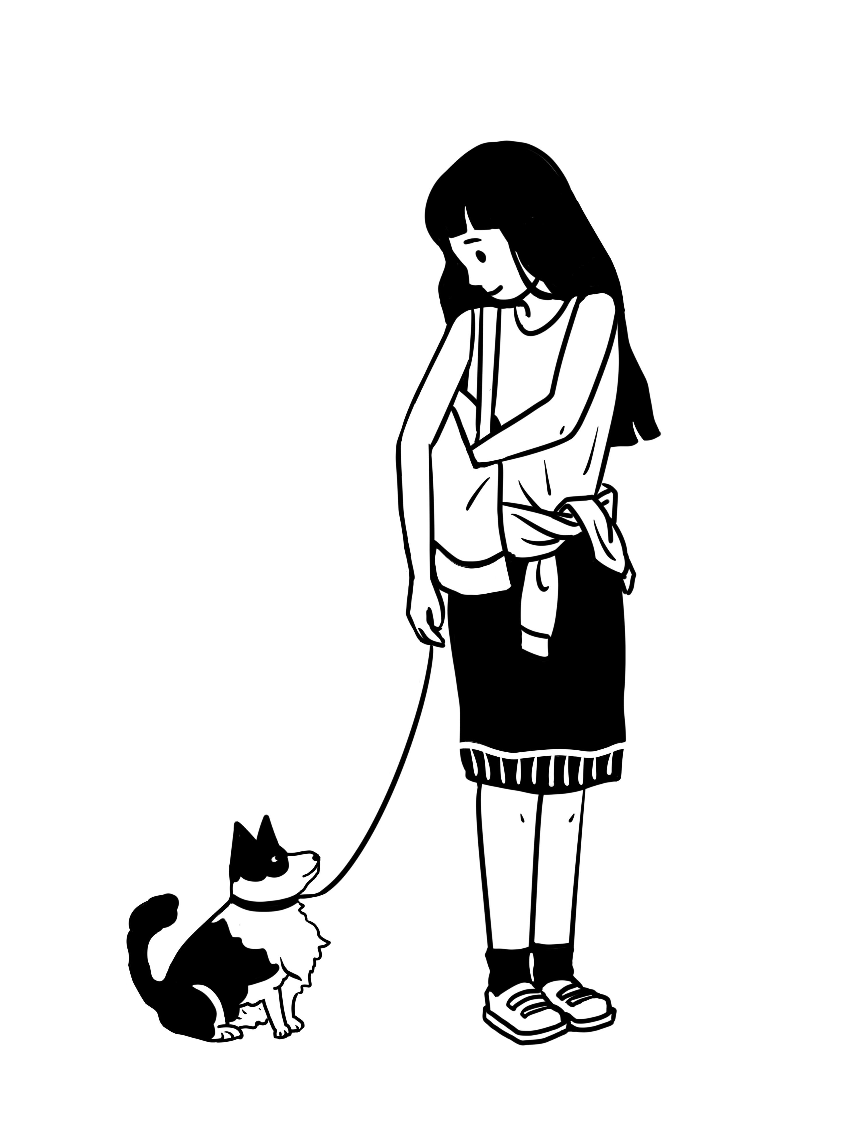动漫 简笔画 卡通 漫画 设计 矢量 矢量图 手绘 素材 头像 线稿 2976