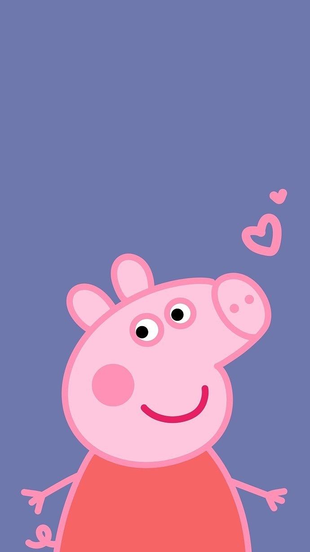 小猪佩奇送给社会人图片