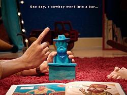 天猫精灵儿童智能音箱之《来杯黑熊》