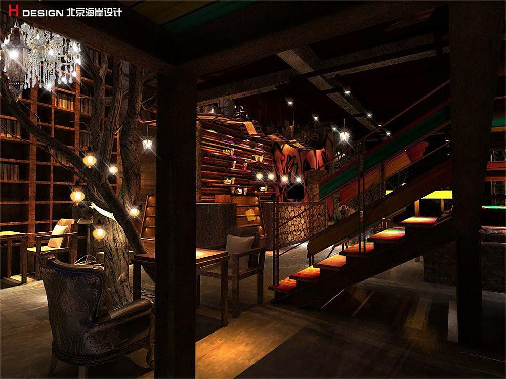 梅溪商丘杏记餐饮甜点空间v餐饮城市|咖啡|室内设计河南湖二期案例设计图图片