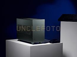 平面案例 | 浪险ITX机箱 & UNCLEFOTO