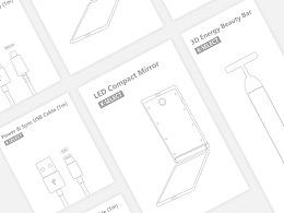 平面工作 | 包装盒、海报、详情页