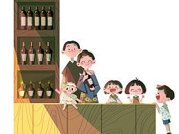 葡萄、红酒、爱情