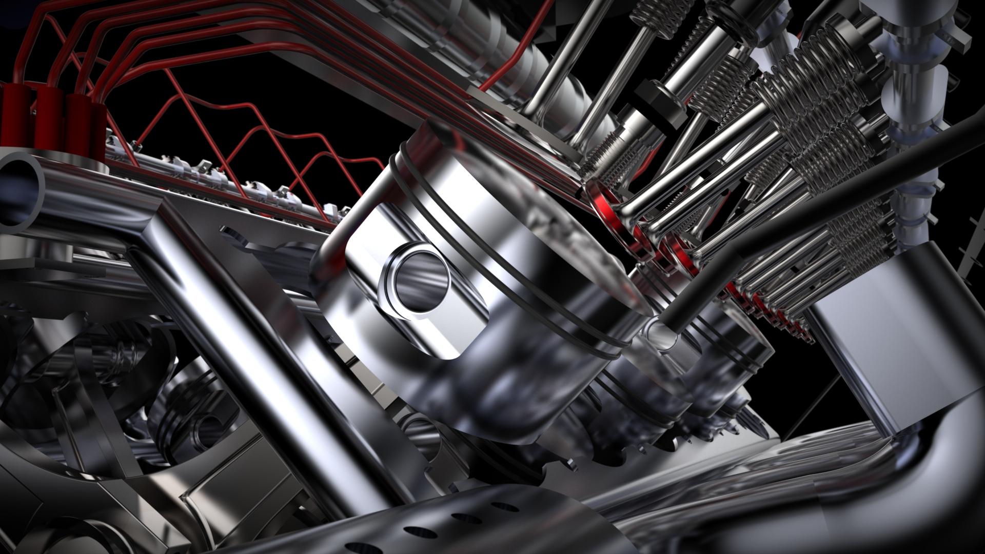 汽车发动机机油