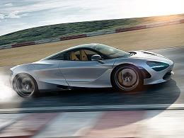 McLaren CGI