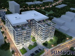 国外住宅HIMSON建筑漫游动画