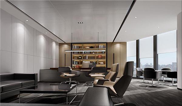 重庆写字楼装修设计效果图/办公室设计/各种办公室装修