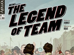 《The legend of team》